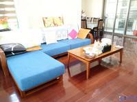 雍景湾西苑 3室2厅2卫 精装修 小高层电梯房 得房率超高 有车库