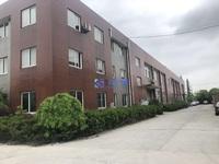 免中介费 出售 周市国土7.2亩 建筑面积4500平米双层标准厂房 价格实惠