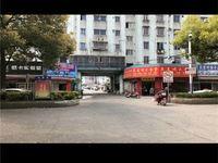 柏庐中路讯塘小区大门口纯一楼商铺年租金20万