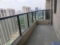 时代悦府24楼东边套,三房朝南南北三个阳台的景观房