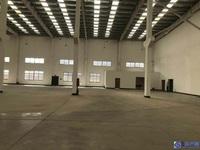 厂房出租,昆山张浦独门独院厂房全单层45000平层高9-13米