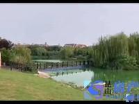 北大资源联排边套 临湖环境 花园200平 房东诚卖600 随时看房 还有4套可看