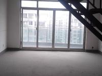 香榭水岸 毛坯复式楼 送大露台 四房四房 房型正气 得房率高 看房有钥匙随时看