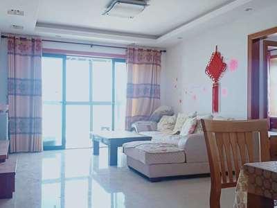 城南三室二厅精装房,自住家电设施齐全,,,新城域诚售满2年