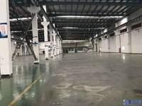 稀缺周市独门独院单层厂房 层高9米 占地15亩 消防丙类 厂房宽敞 惜有缘人