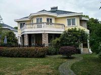 银泰花园独栋超大别墅,产证面积353平,花园近两亩,户型正气
