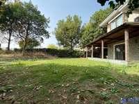 丰泽园独栋。花园占地1.5亩 豪华装修 提包入住 满5唯一