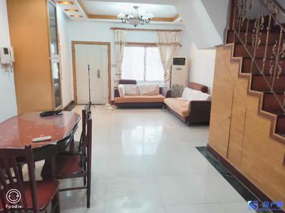 凯悦花园联排小别墅,看房随时精装修,房东非常诚心,售价425W
