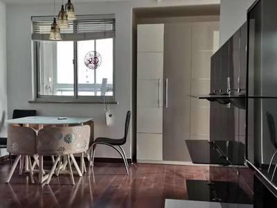 吉田国际,,,民用水电精装一室一厅,包含物业厅室分离有钥匙看房