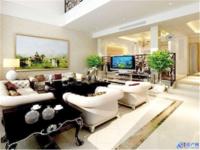 宝岛花园对面金色港湾 双拼别墅 东边间214平方 588万 客厅挑高 送花园