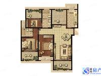 时光倾泻的小区 左岸尚海湾,大3房 大3房,3房2厅2卫,两个卫生间都很大!