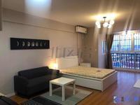 富荣花园精装修公寓,一室一厅一卫家电齐全,拎包入住