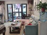 青阳港学校对面 外滩印象花园 精装2房 满两年省税 南北通透