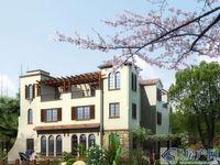 双湖湾双拼别墅 花园大 位置好 本小区里房源出售不多 稀有房源