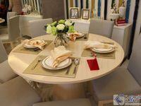 张浦高档小区,品质小区,精装3房,首付42万,满两年省税。景观楼层