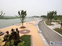 夏驾河景观带