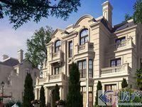 城西顶级豪宅 金大元 二期别墅,单价1万9 到 2万左右 联排,双拼都有