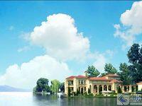 时代御湖 超大花园 临内河 可做亲水平台 独享2000米湖案线型湿地公园