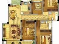 城东高档小区 东晶国际花园 电梯洋房四房 满两年 中央空调地暖 赠送面积大 诚售