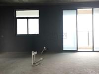 九方城稀缺大平层,带车位,清水毛坯,可改5房,超大阳台,随时看房