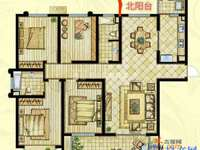 世茂东壹号大平层 大四房 主卧还有八角窗 以后的主流户型 此刻你就可以拥有