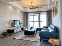 实图随时看房豪装138.6平米从未入住中央空调豪华家电家具配备齐全装修花了65万