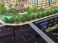 可贷款 昆山唯一挑高LOFT 高铁站仅此300米.升值潜力相当高 .中创商业中心