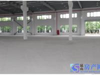 原房东出租 城西 高新区 单层厂房 火车头式 层高16米 有行车30吨 可分租