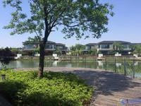 湖景房 湖景房 水月周庄 三期 联排别墅 南北双花园 满二