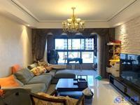 黄金海岸豪装三房,中央空调加地暖,黄金楼层南北通透,三开间朝南,房东诚心卖。