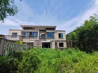 淀湖桃源稀有4房双拼别墅1楼带房间南花园占地面积380平米