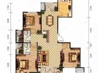 丽华园 成熟小区 超高得房率 南北通透三室