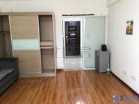 万达精装公寓出租 家具家电齐全 水电煤全通