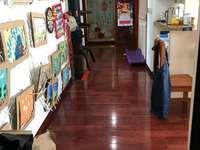 竹园四季花城 稀缺户型 柏庐实小学区可用 精装修保养好 采光无敌 随时看房