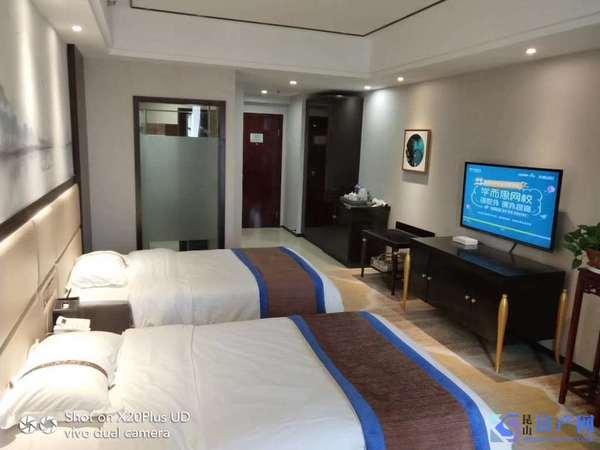 登豪酒店公寓 70年产权小面积公寓 纯南小一室 精装出售