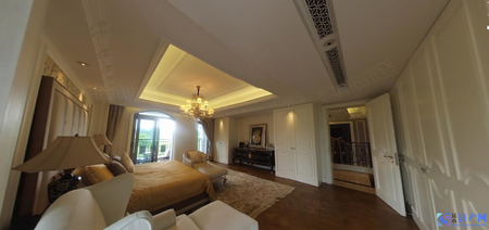 珑墅C户型, 独栋别墅, 建筑面积约492.00平米