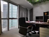 城南5A甲级写字楼总价低 租金高位置好楼下商城配套齐全