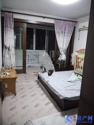 千禧园 2室2厅1卫 经典户型可做三房 楼层好带车库 葛江双学区可用