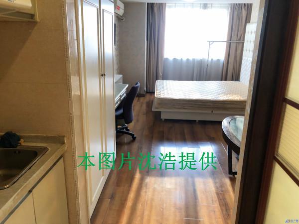 优秀公寓 精装公寓 繁华北门路 九方城商圈 吃喝玩乐配套齐全 价格便宜 有钥匙