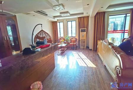 城西 森林半岛叠加别墅 客厅挑高7.5米 满2年 送汽车库车位 娄江