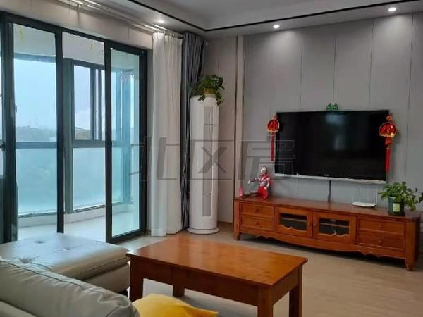 首次出租 伯爵大地 精装大3房 诚心出租 拎包入住。