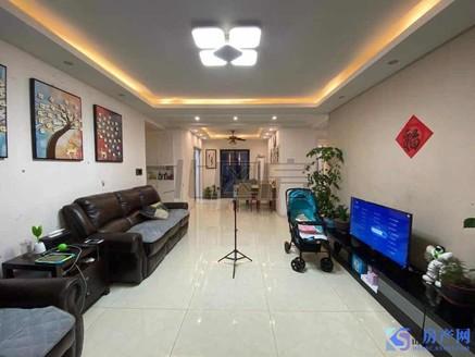 高铁旁边中星城际2期 豪装50万3房 采光好 满2年 房东上海换房