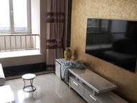万达旁博威海岸精装2房家电齐全图片真实拎包入住看房方便!