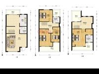 出售合生国际花园 别墅 4室2厅3卫280平米700万住宅