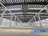 张浦 德国工业园 层高9米 消防丙类 有航车 火车头式 大车出入方便 原房东出租