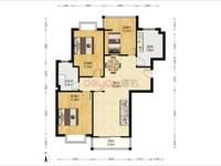 满庭芳花园精装三房3室2厅1卫108平米166万住宅