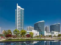 城南繁华地段,昆城国贸高端型写字楼,面积有180、216、308、1267平