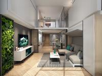 城南高铁站旁,总价39万,月租2000的的房子,精装交付,即买即收租