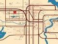 越洋国际交通图