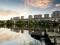 昆山城西住宅,单价便宜,价格洼地,风景优美,随时看房